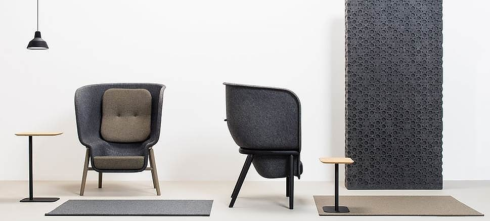 De Vorm Pod Chair 3