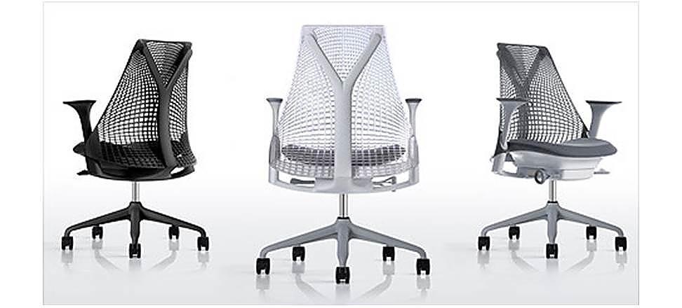 herman miller sayl em kantoorinrichting. Black Bedroom Furniture Sets. Home Design Ideas