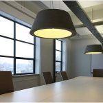 Kunstlicht Illum Skirt cup hanglamp breede rand 6