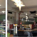 Kunstlicht Star light sterrenlamp hanglamp 3