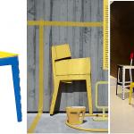 Cappellini Stitch Chair, stitch chair Cappellini,  klapstoel Cappellini, stitch chair, adam goodrum stitch chair, stitch stool 7
