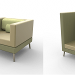 FP Collection LL Bank, LL fauteuil, ll wachtbank kees marcelis ssst collectie, kees marcelis bank, kees marcelis 4