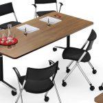 Wini Twister klaptafel met stoelen