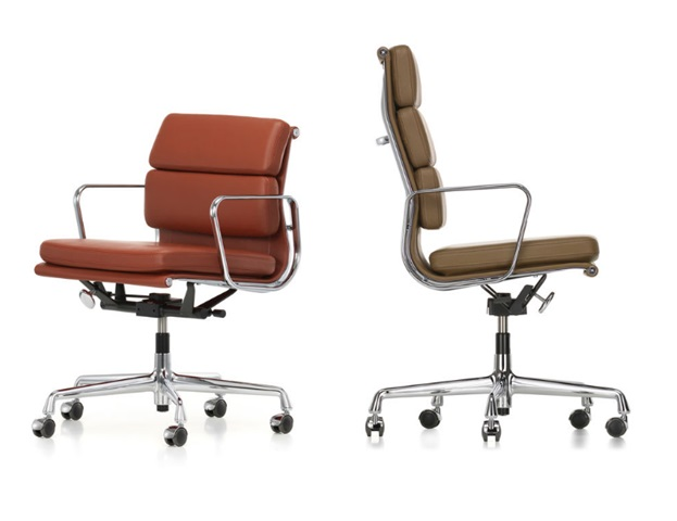 Bureaustoel Soft Pad Chair EA217-219