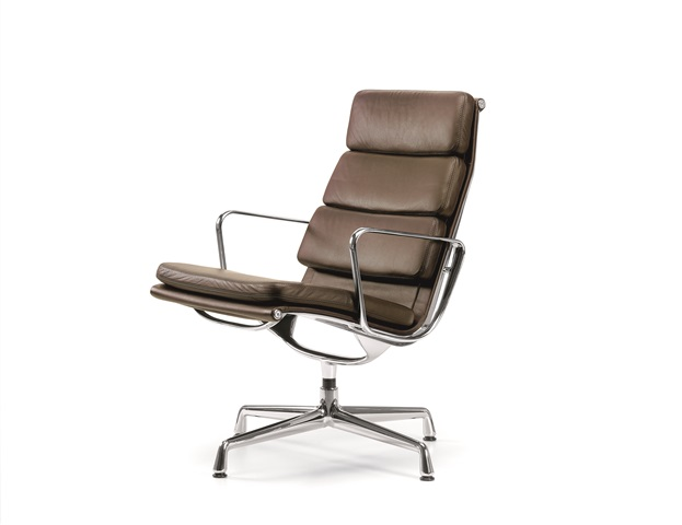 Vitra Eames Soft Pad Chair EA216
