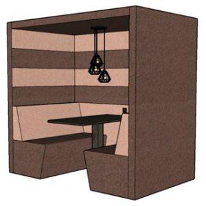 akoestische booth
